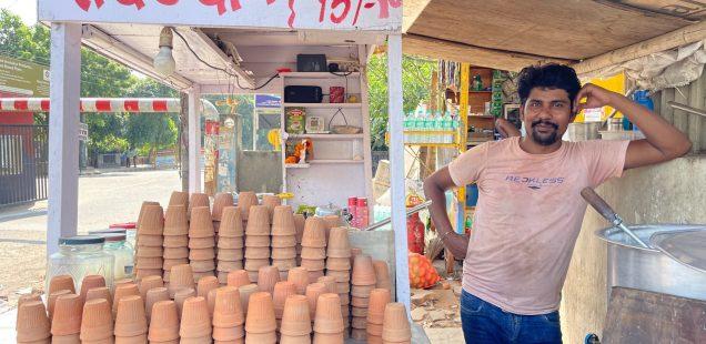 City Food - Shekhar Chai, Anand Vihar