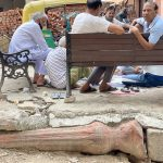 City Monument - Stranded Column, Chirag Delhi Village